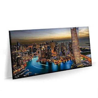 Quadro Dubai Tela Decorativa
