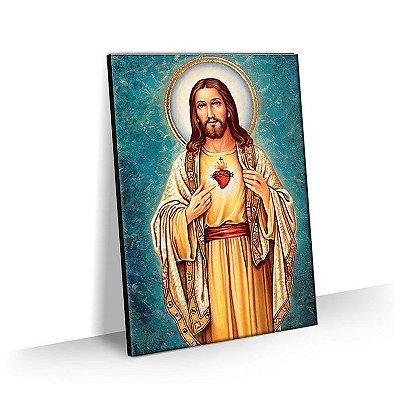 Quadro Jesus Cristo Tela Decorativa