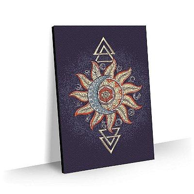 Quadro Alchemy Tela Decorativa