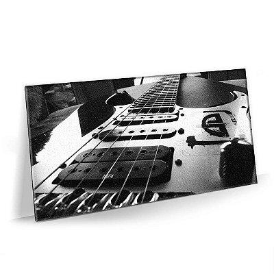 Quadro Guitarra Musica Tela Decorativa