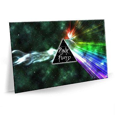 Quadro Pink Floyd Tela em Tecido