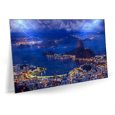 Quadro Rio de Janeiro Pão de Açucar Tela Decorativa