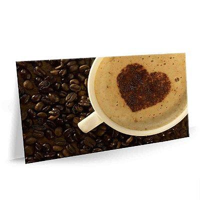 Quadro Café Lover Tela Decorativa