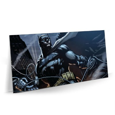 Quadro Super Heroi Batman Tela Decorativa
