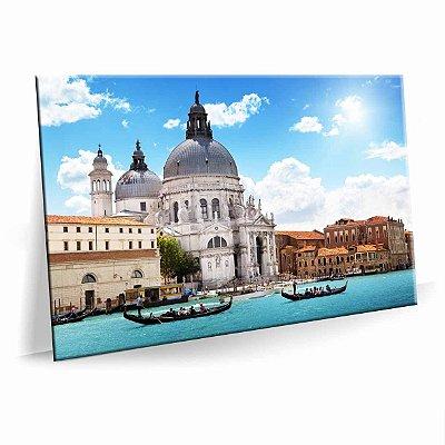 Quadro Cidade Veneza Italia Tela Decorativa