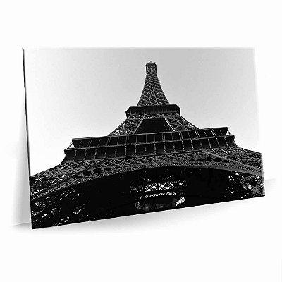 Quadro Torre Eiffel PB Tela Decorativa