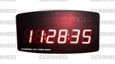 TIMER CRONOMETRO DIGITAL CROSSFIT PEQ+ RELÓGIO (LUTAS / TREINO INTERVALADO / CIRCUITO)