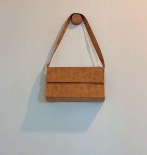 Bag vintage caramel