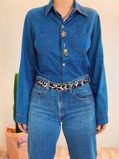 Camisa jeans vintage WISHY