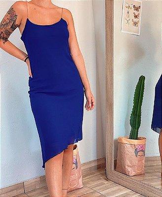 Vestido blue classic