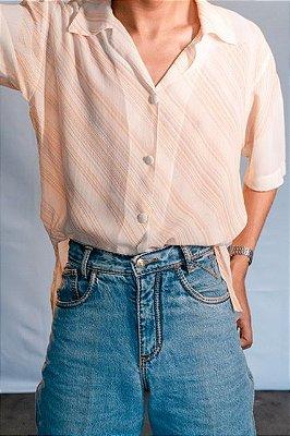 Camisa Donna Preta