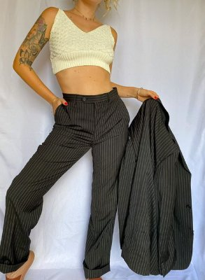 Cropped tricozinho (M)