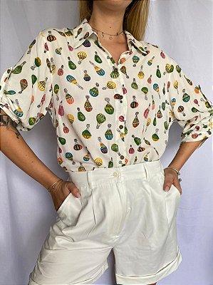 Camisa Balões (G)