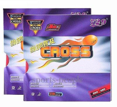 Kit 6 borrachas Cross 729 - Preta