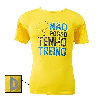 Camiseta - Não posso Tenho treino