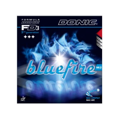 Borracha Donic Bluefire M2