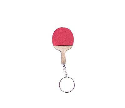 Chaveiro mini raquete