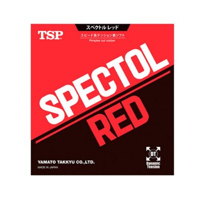 Borracha TSP Spectol Red