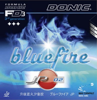 Borracha Donic Bluefire JP 02