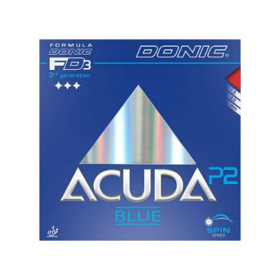 Borracha Donic Acuda P2