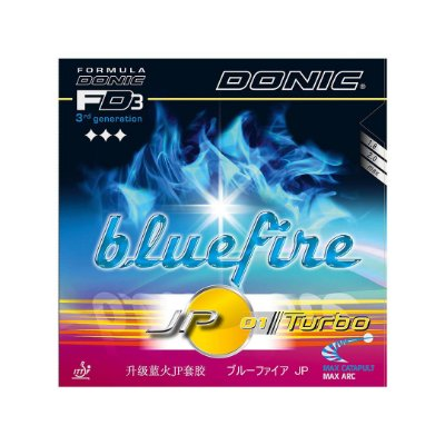 Borracha Donic BlueFire JP 01 Turbo