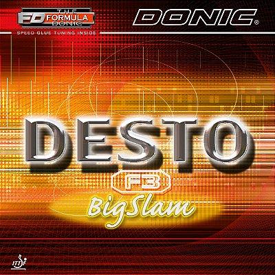 Borracha Donic Desto F3 BigSlam