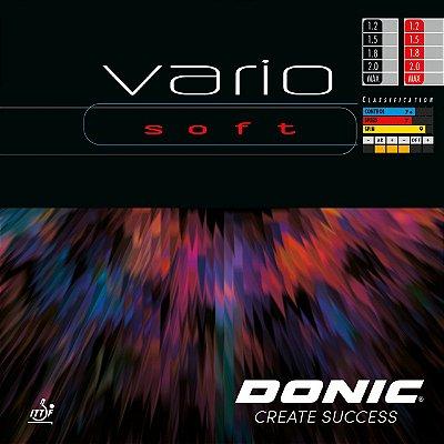Borracha Donic Vario Soft