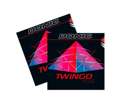 Kit 2 Borrachas Donic Twingo plus