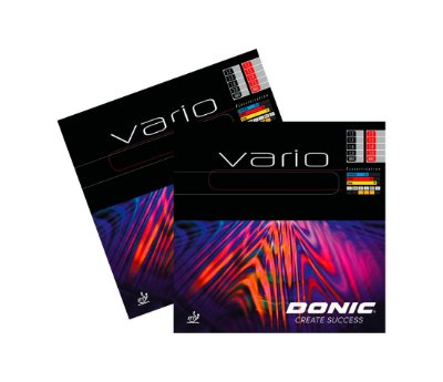 Kit 2 Borrachas Donic Vario