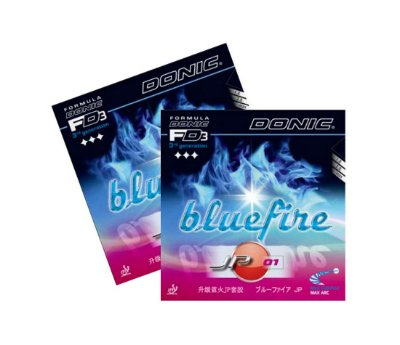 Kit 2 Borrachas Donic Bluefire JP 01