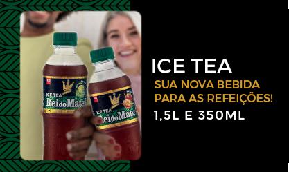 Lançamento Ice Tea