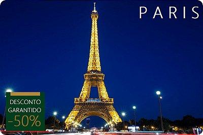 PARIS - Hotel + Traslados + Passeio