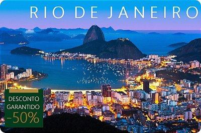 RIO DE JANEIRO - Hotel + Traslados + Passeio