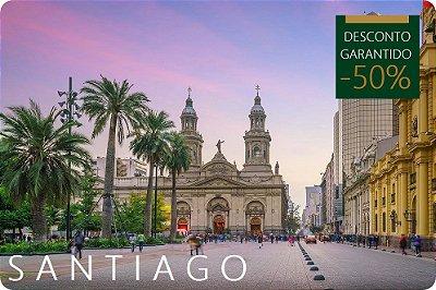 SANTIAGO - Hotel + Traslados + City Tour