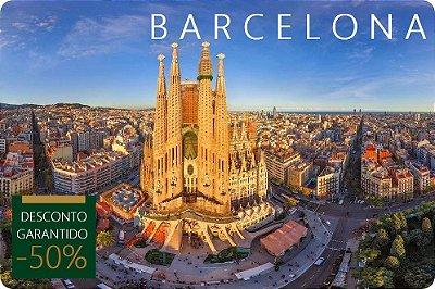 BARCELONA - Hotel + Traslados + City Tour