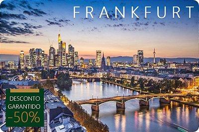 FRANKFURT - Hotel + Traslados + Passeio