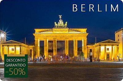 BERLIM - Hotel + Traslados + Passeio