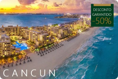 CANCUN - Hotel + Traslados + City Tour