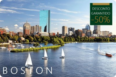 BOSTON - Hotel + Traslados + Tour de Compras