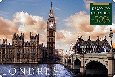 LONDRES - Hotel + Traslados + Passeio
