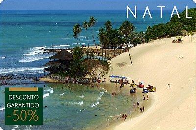 NATAL - Hotel + Traslados + City Tour