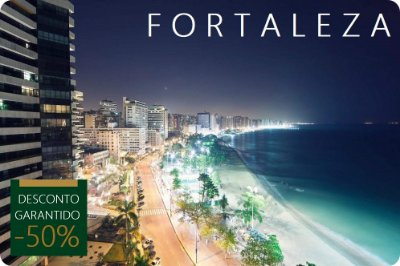 FORTALEZA - Hotel + Traslados + City Tour