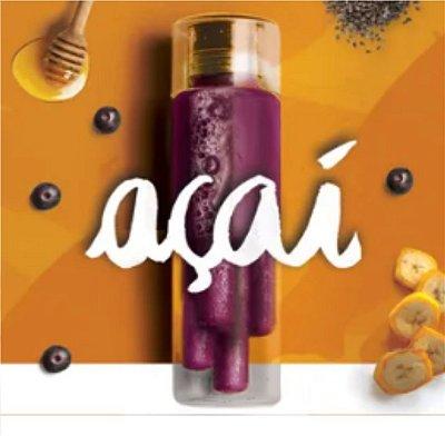 AÇAÍ - Ingredientes: Açaí, Banana, Chia e Mel