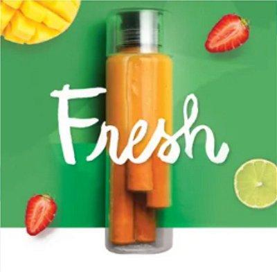 FRESH - Ingredientes: Agave, Limão, Manga e Morango