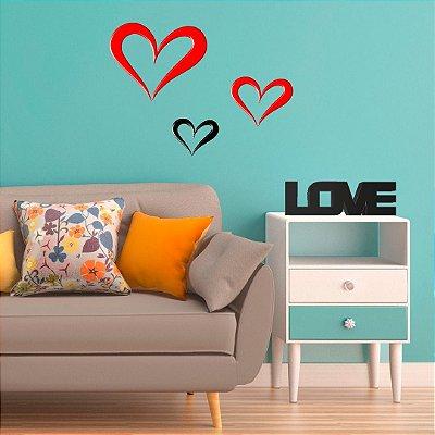 Kit de Parede - Love