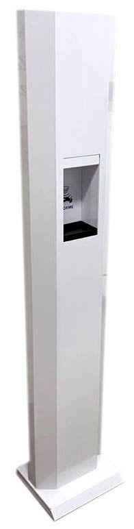 Totem Dispenser Álcool Gel Automático