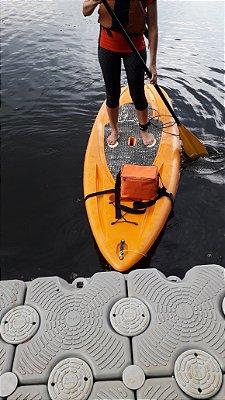 Cooler para SUP (bolsa térmica com cinto para prancha de Stand Up Paddle)