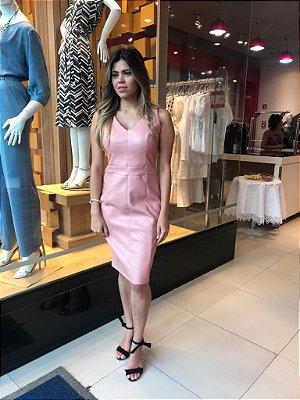 Vestido Satira Rosé