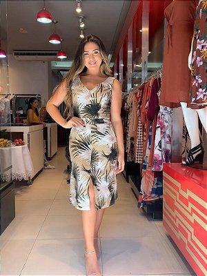 Vestido Saulina Beje