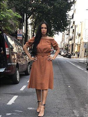 Vestido Solana Castor